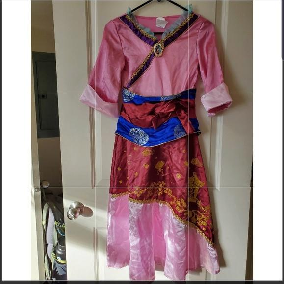 Target Costumes Mulan Kids Costume Poshmark